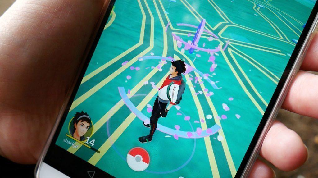 Jak hrat Pokemon Go Pokestop