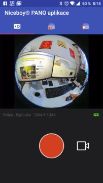 NiceBoy Pano 360 aplikace (3)