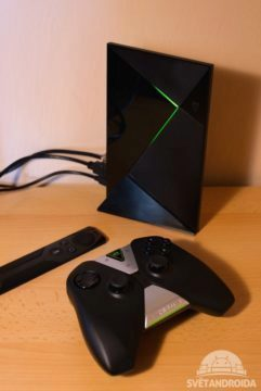 Nvidia Shield TV ovladače