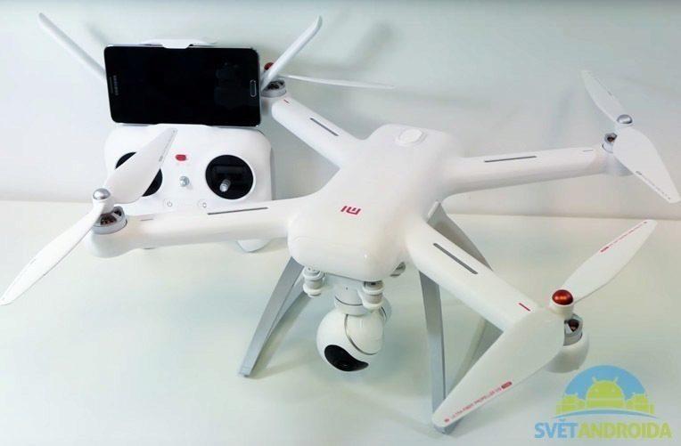 Prvni pohled Xiaomi Mi Drone-1