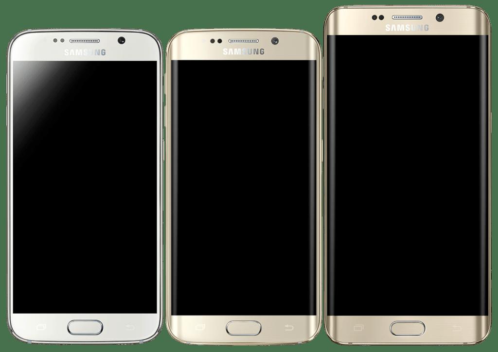 Telefony Samsung mají čtečku otisků prstů v tlačítku Domů