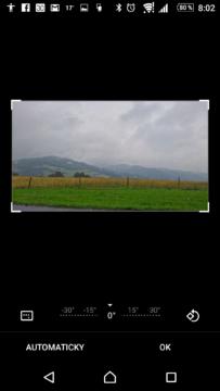 Vylepšený nástroj pro ořezávání obrázků