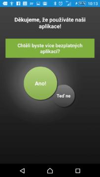 Celoobrazovková reklama