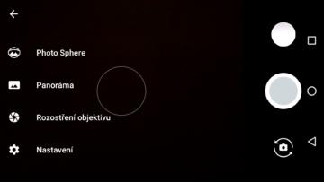 Fotoaparát Google 4.1