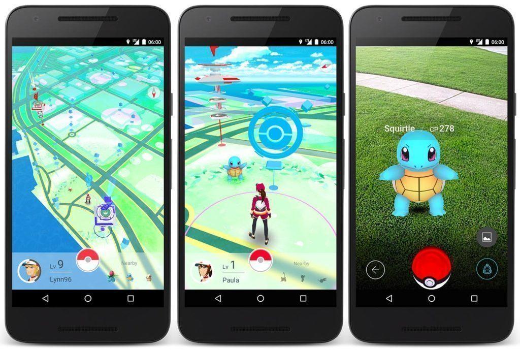 Pokémon Go se těší obrovské popularitě
