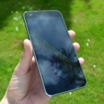 Vodafone Smart ultra 6 – konstrukce, přední strana (3)