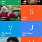 Vodafone Smart ultra 6 – kontakty a volání (1)