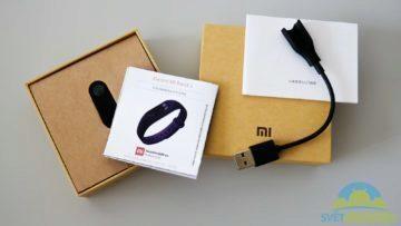 Xiaomi Mi Band 2 – obsah balení-1