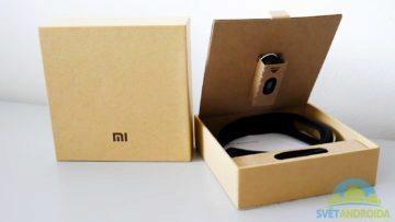 Xiaomi Mi Band 2 – obsah balení-2