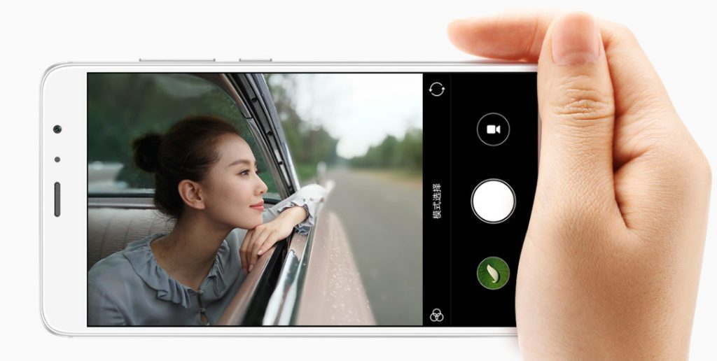 Xiaomi Redmi Pro fotoaparát