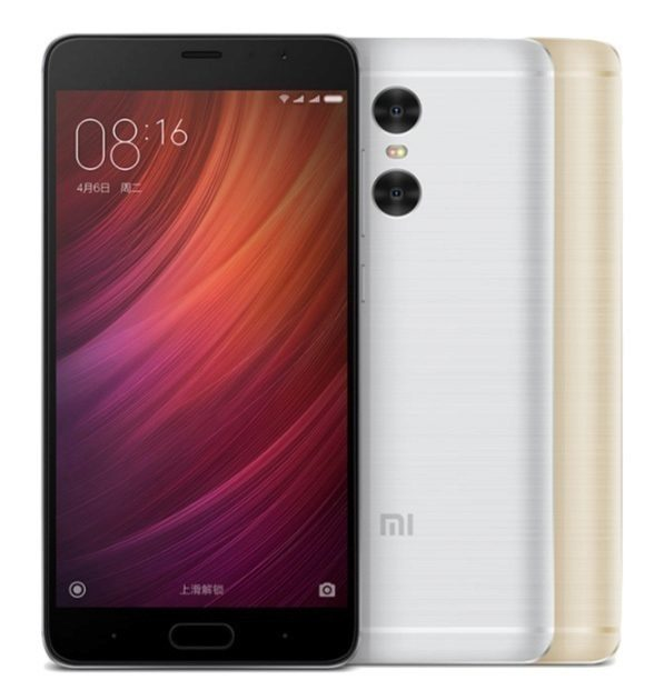 Xiaomi Redmi Pro - verze
