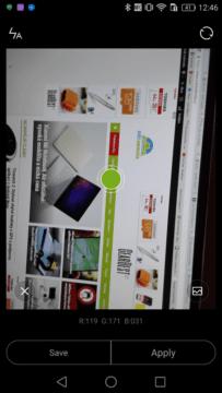 Xiaomi Yeelight Lamp Snap