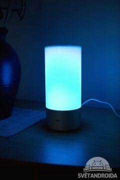 Xiaomi Yeelight Lamp modrá