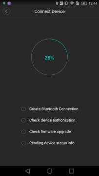 Xiaomi Yeelight Lamp první spuštění 3