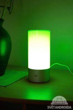 Xiaomi Yeelight Lamp zelená