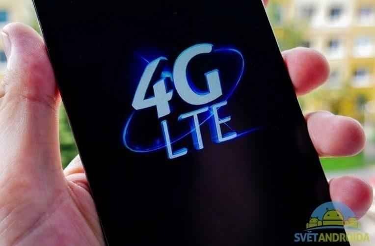 LTE internet