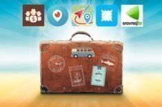 aplikace na dovolenou