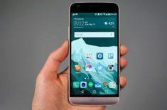 Prodeje LG G5 smartphone roku