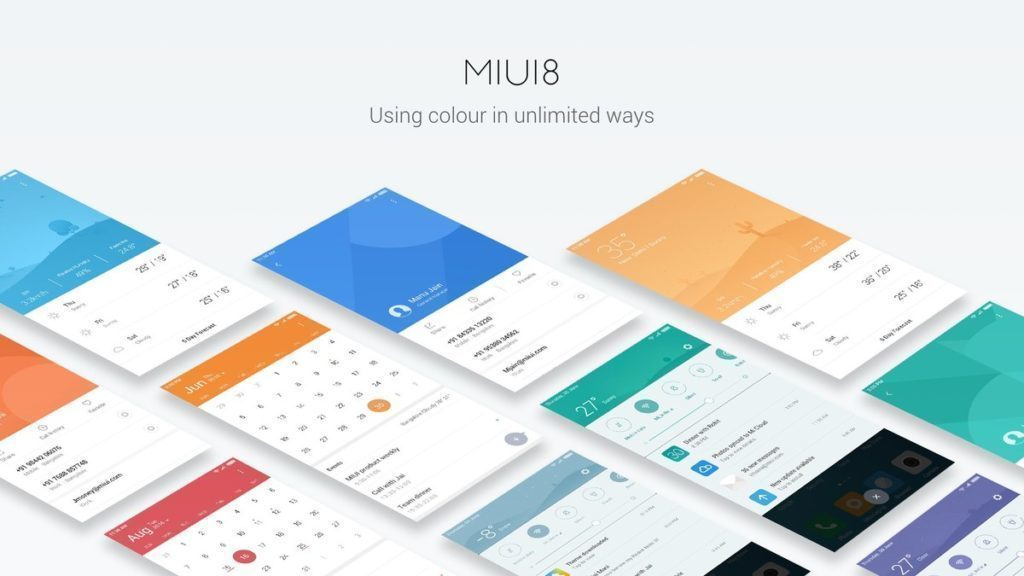 Xiaomi MIUI 8: více do stylu Material