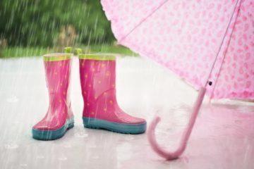 Bude lepší vzít si deštník...