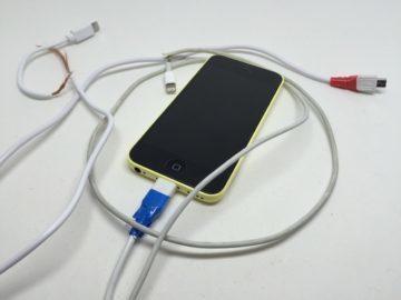 Cílem bylo nahradit staré kabely