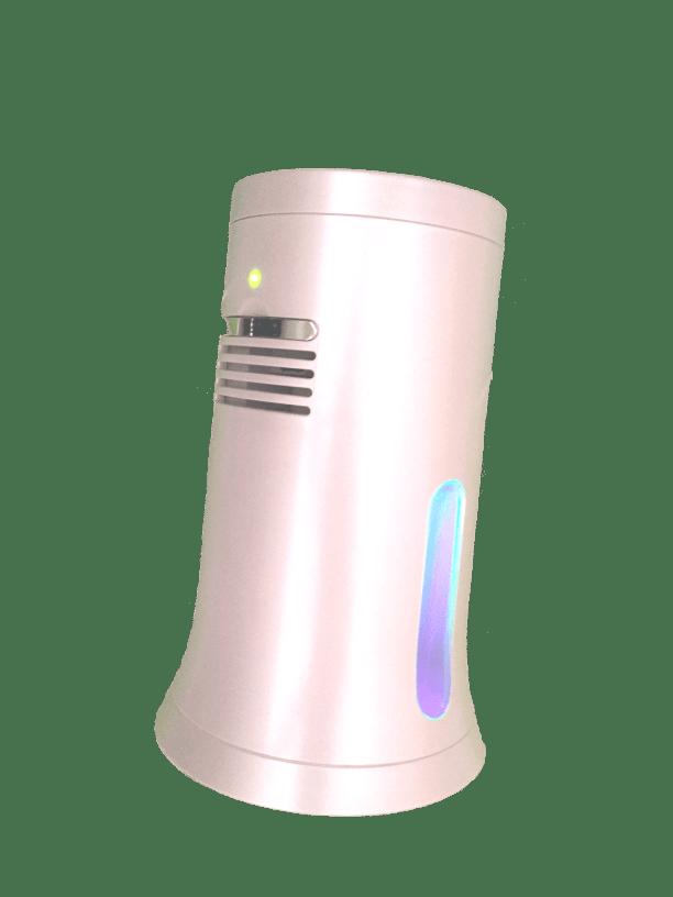 Zeon: čistička, ionizátor a reproduktor