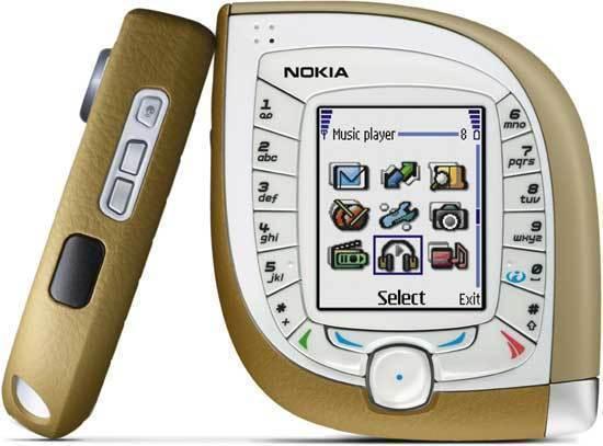 5 nepovedenych telefonu - Nokia 7600