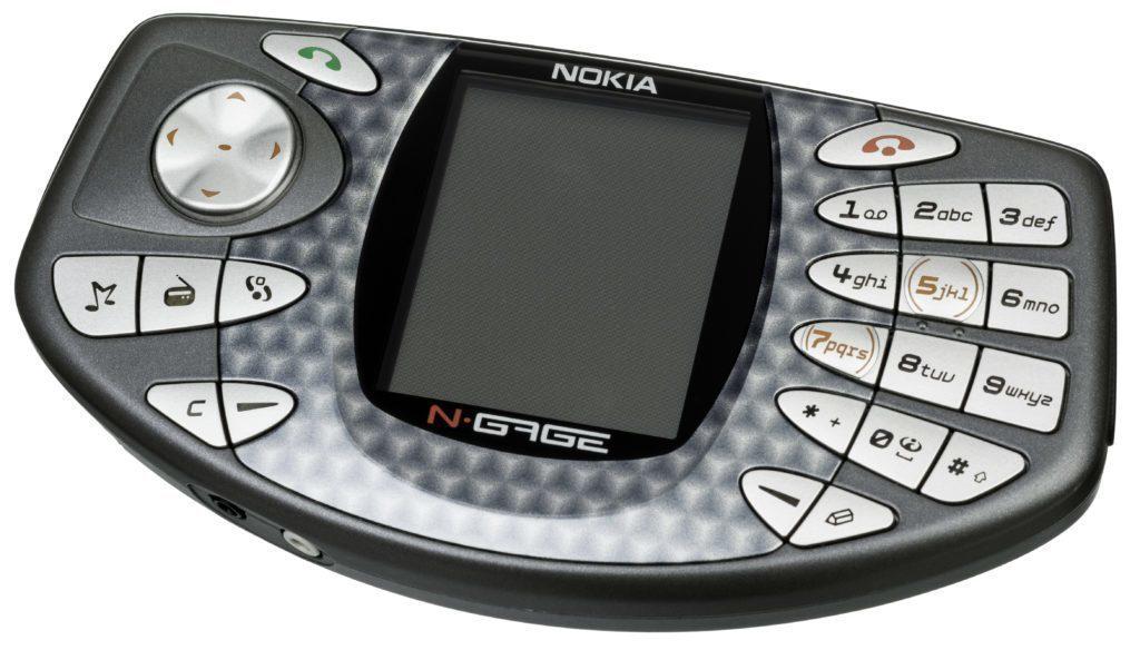 5 nepovedenych telefonu - Nokia N-Gage