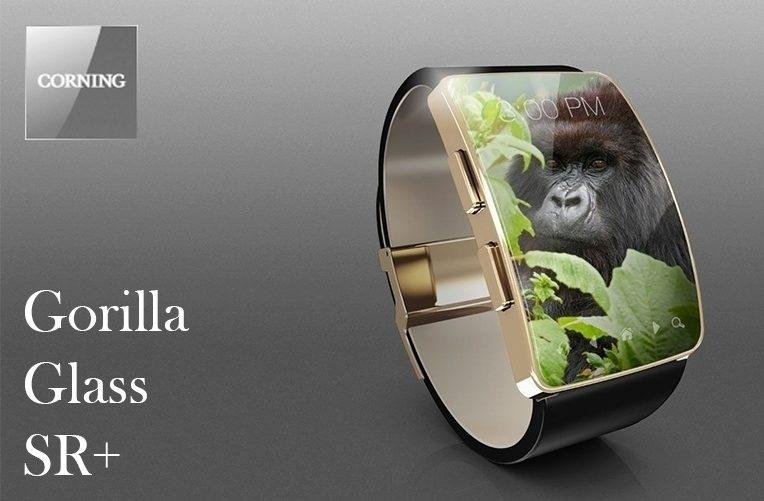 Corning Gorilla Glass SR – náhleďák