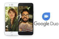 Google Duo – náhleďák