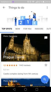 Google Trips 10