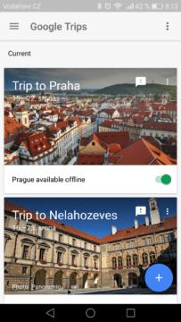 Google Trips 2