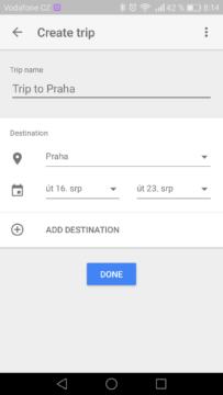 Google Trips 5