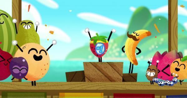 Google-welcomes-the-Summer-Olympics-with-mobile-game-Doodle-Fruit-Games