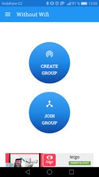 Jak posilat soubory pres Wi-Fi – shareonwifi 2