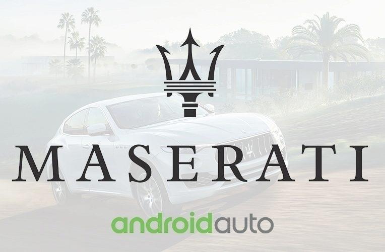 Maserati – náhleďák