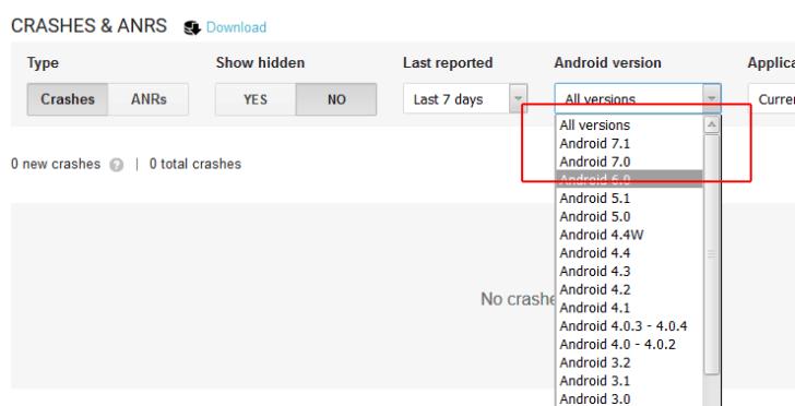 Nové verze Androidu - 7.1