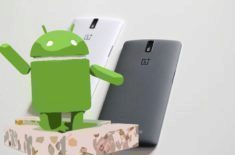 OnePlus One – Android 7.0 Nougat – náhleďák
