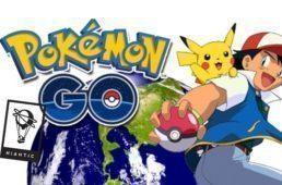 hra Pokemon GO