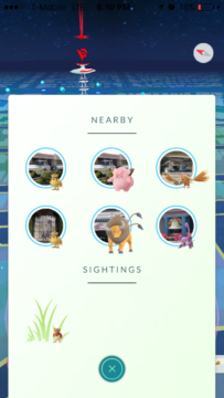 Pokemon Go – novy radar 2