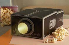 Projektor pro smartphone – náhleďák