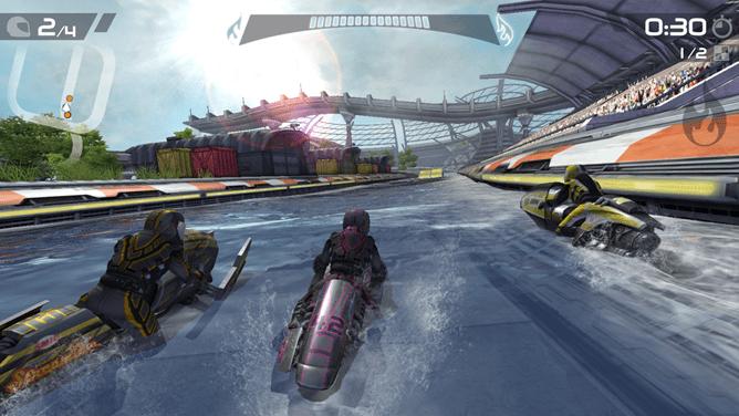 Riptide GP2 - gamepad Xboxu