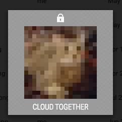 Samsung Cloud Together – zamknutý soubor 2