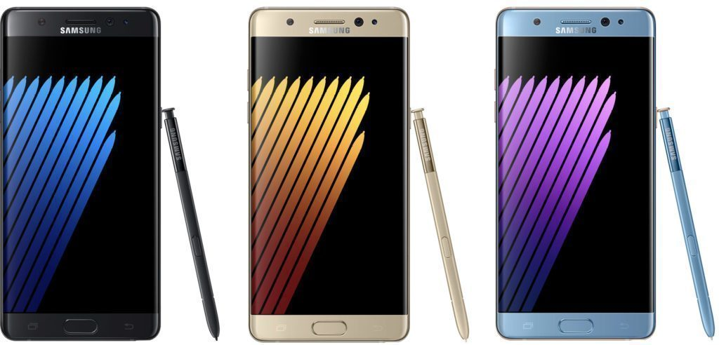 Samsung Galaxy Note7 - 1