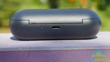 Samsung Gear IconX – konstrukce, nabíjení 1