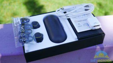 Samsung Gear IconX – obsah balení 3