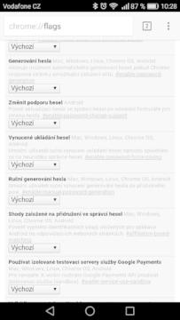Sikovny trik pro Google Chrome 1