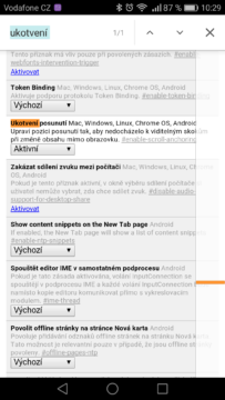 Sikovny trik pro Google Chrome 2
