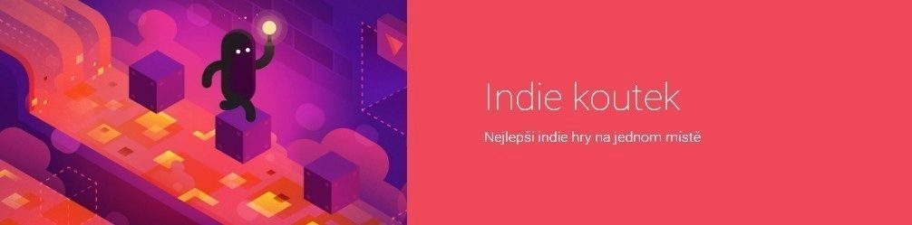 Tip Google Play - indie koutek