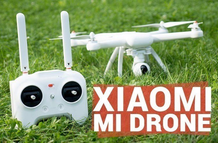 Xiaomi Mi Drone nahledovy